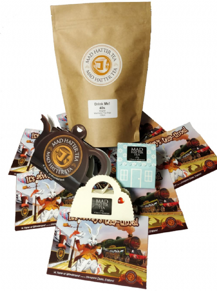 Mad Hatter Tea Gift Set
